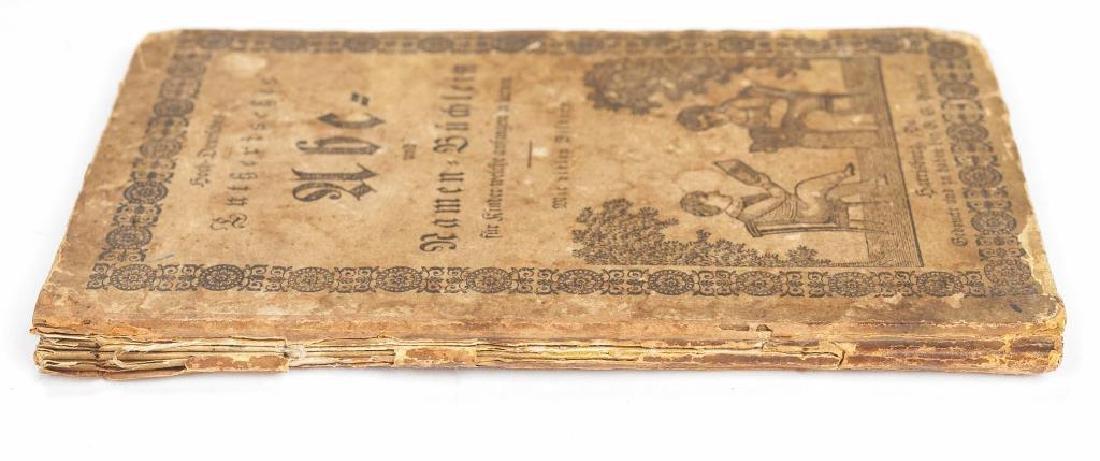 2 19th C. German Books Harrisburg Printings - 5