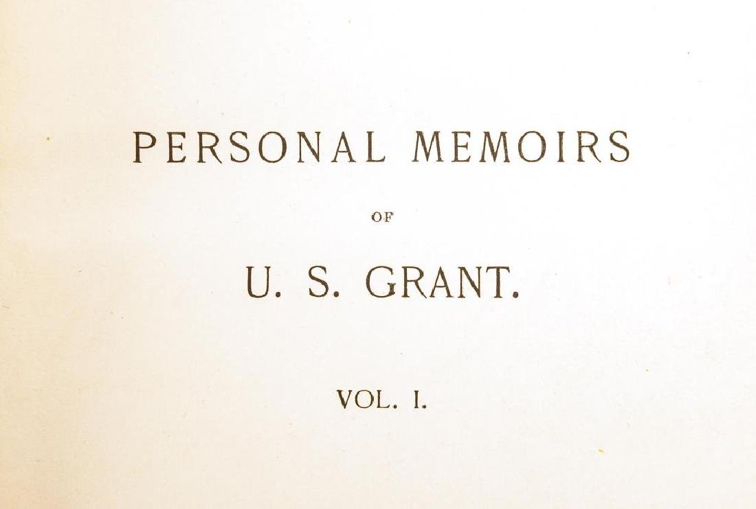 Personal Memoirs of U.S. Grant in Two Volumes - 3