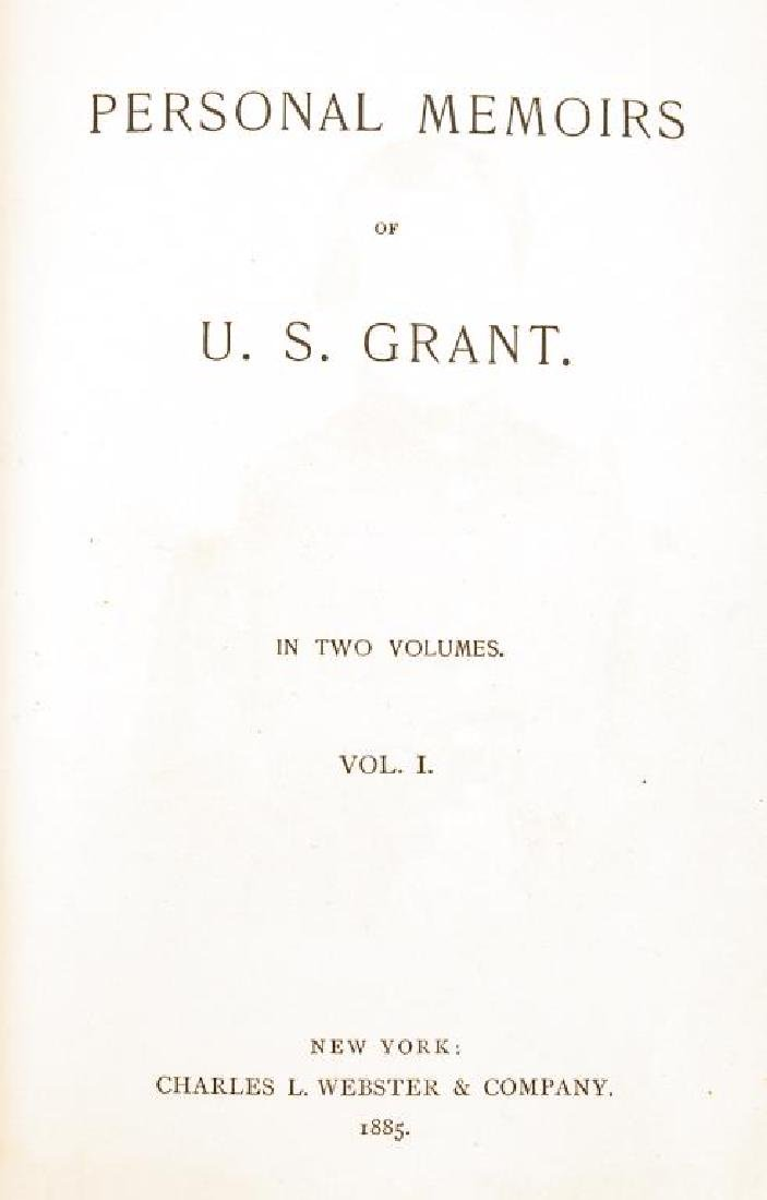 Personal Memoirs of U.S. Grant in Two Volumes - 7