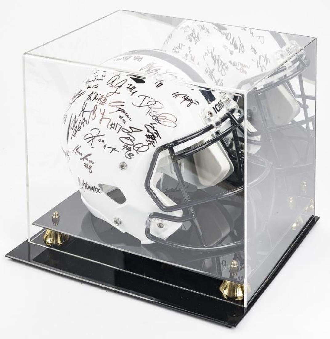 2016 Penn State Autographed Helmet - 2
