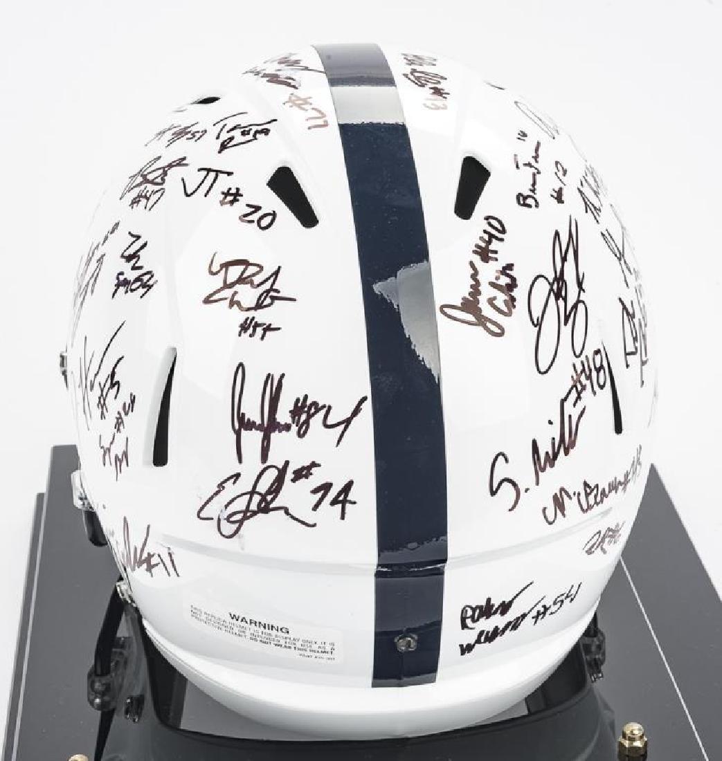 2016 Penn State Autographed Helmet - 6