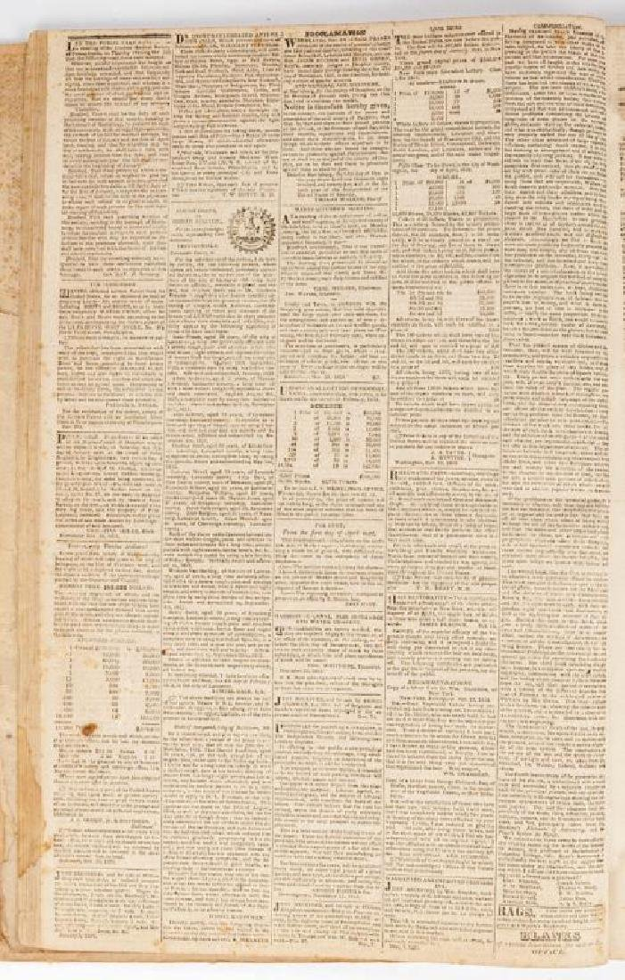 1825 - 1826 Pennsylvania Intelligencer - 10