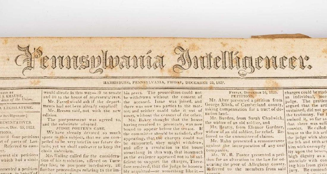 1825 - 1826 Pennsylvania Intelligencer - 7