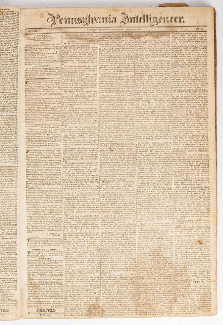 1825 - 1826 Pennsylvania Intelligencer - 9
