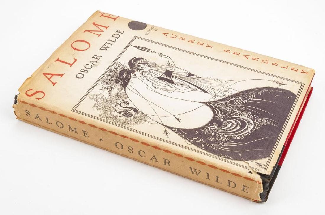 Salome by Wilde Illustrated by Aubrey Beardsley