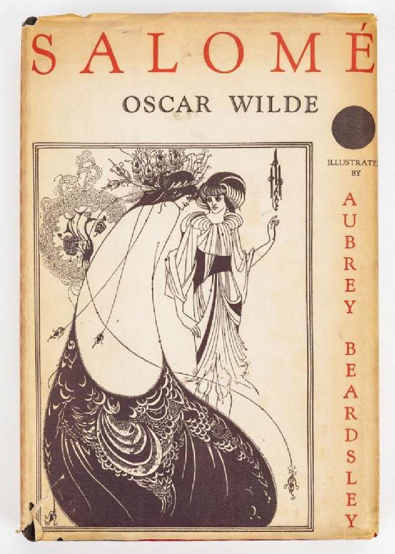 Salome by Wilde Illustrated by Aubrey Beardsley - 2
