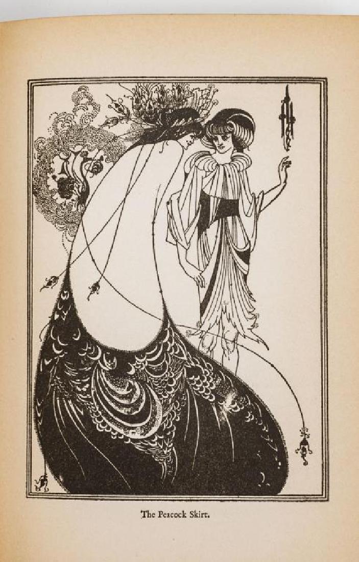 Salome by Wilde Illustrated by Aubrey Beardsley - 3