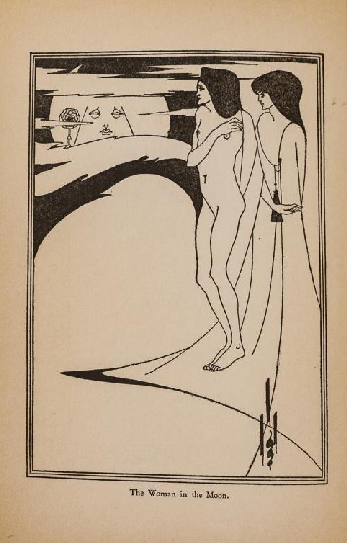 Salome by Wilde Illustrated by Aubrey Beardsley - 5