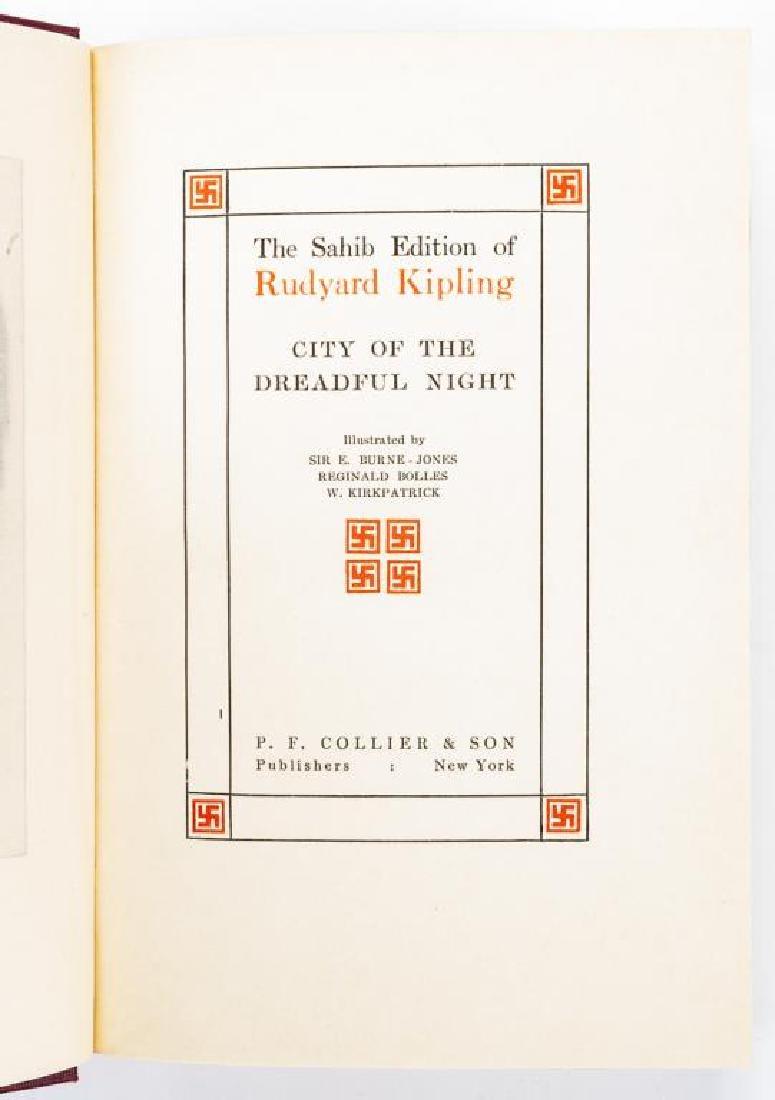 10 Vols. Rudyard Kipling's Works - 4