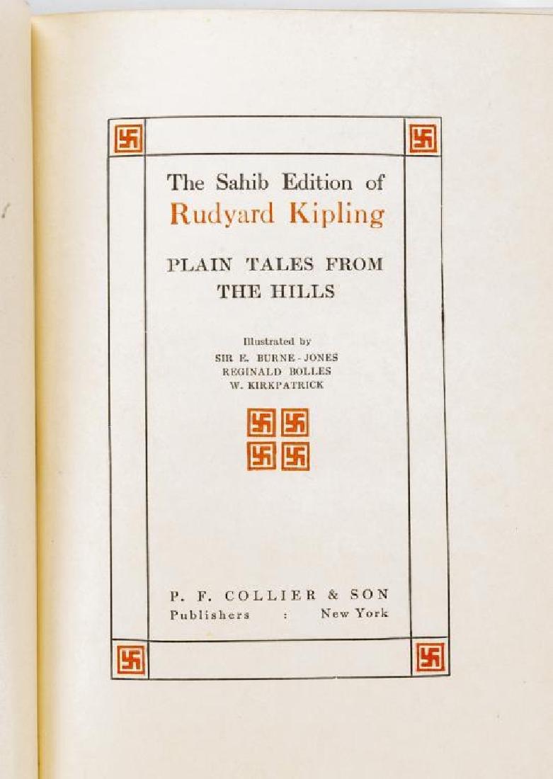 10 Vols. Rudyard Kipling's Works - 6