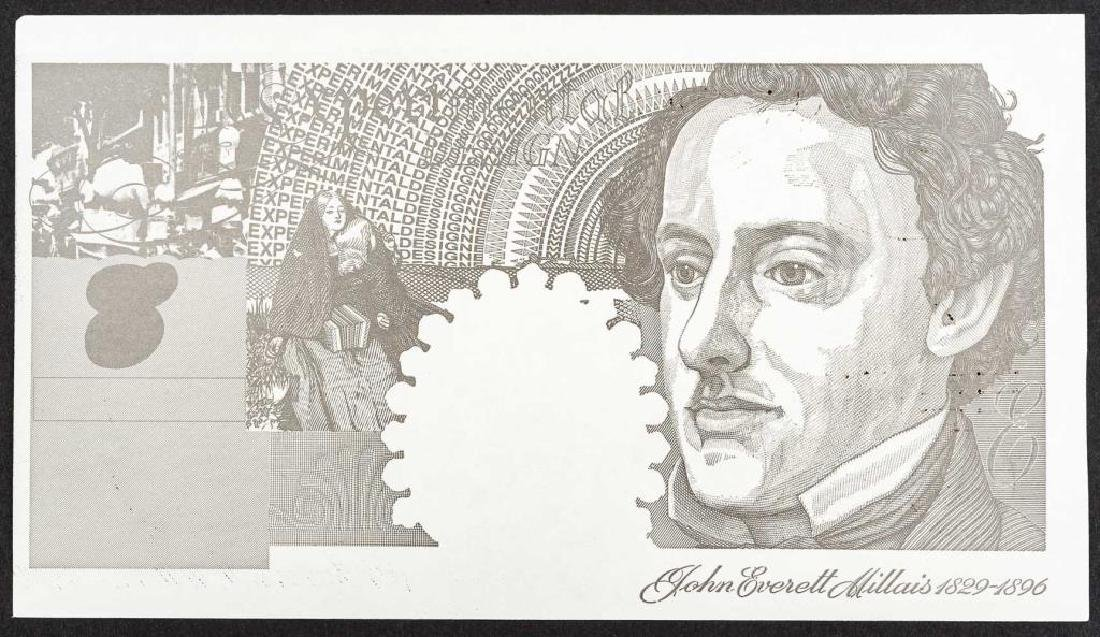 26 Experimental Design Banknote Specimens - 2