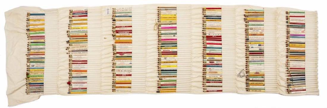 260 Circa 1940s - 1950s Advertising Pencils - 3