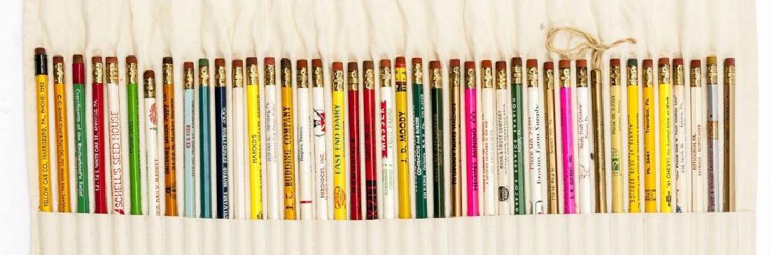 260 Circa 1940s - 1950s Advertising Pencils - 4