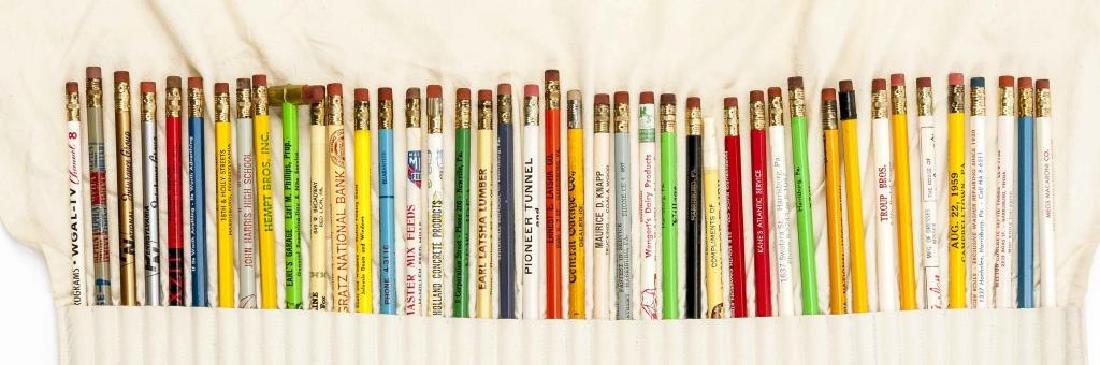 260 Circa 1940s - 1950s Advertising Pencils - 5