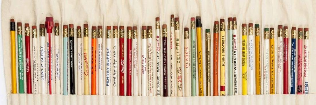 260 Circa 1940s - 1950s Advertising Pencils - 6