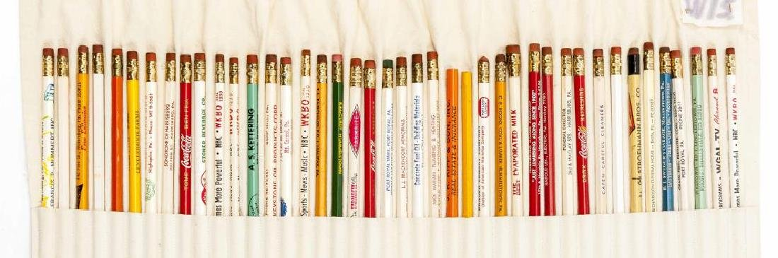 260 Circa 1940s - 1950s Advertising Pencils - 7