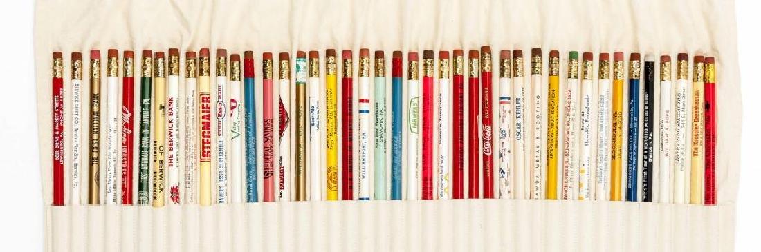 260 Circa 1940s - 1950s Advertising Pencils - 8