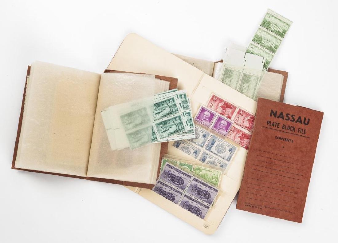 Mint Postage Sheets & Blocks