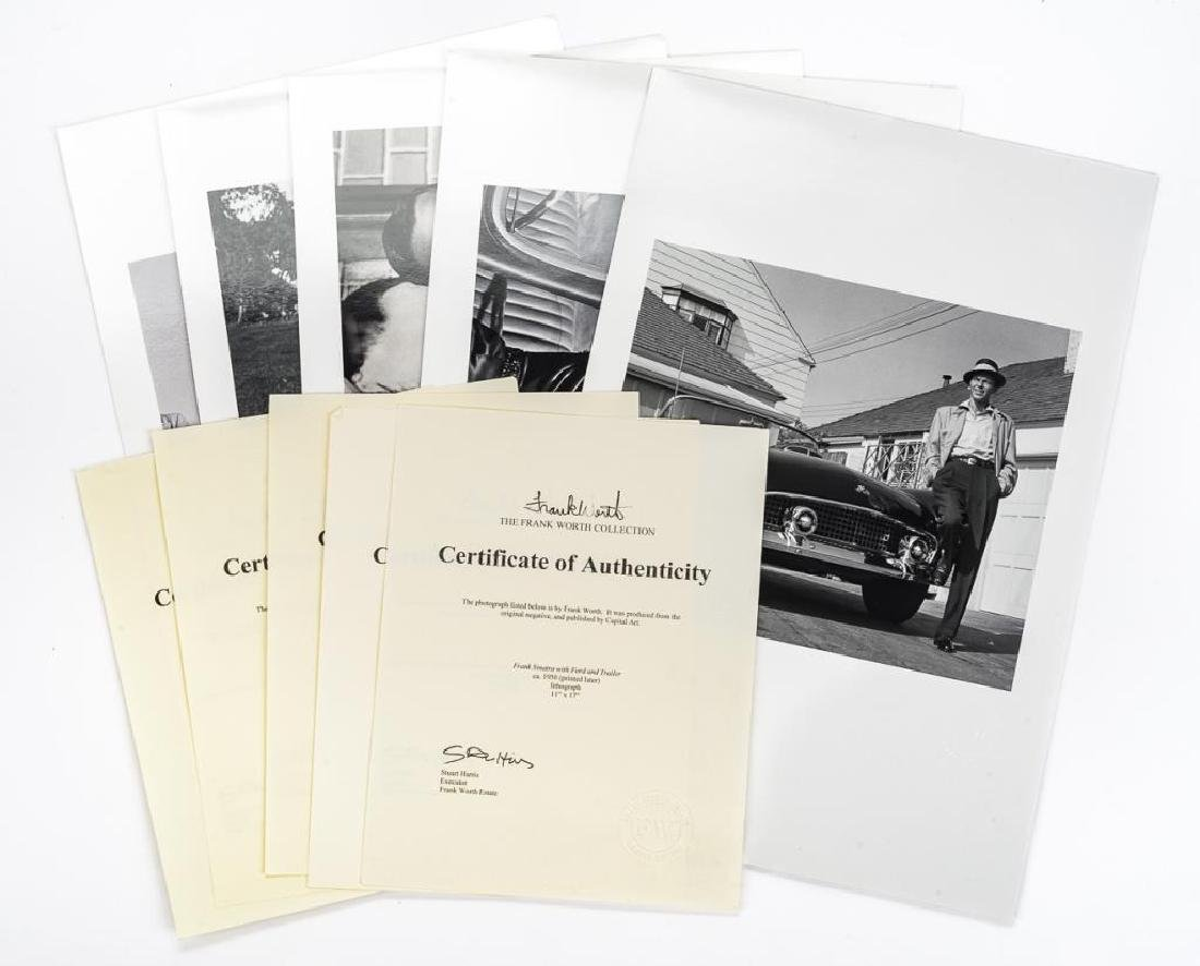 Frank Worth Photograph Collection