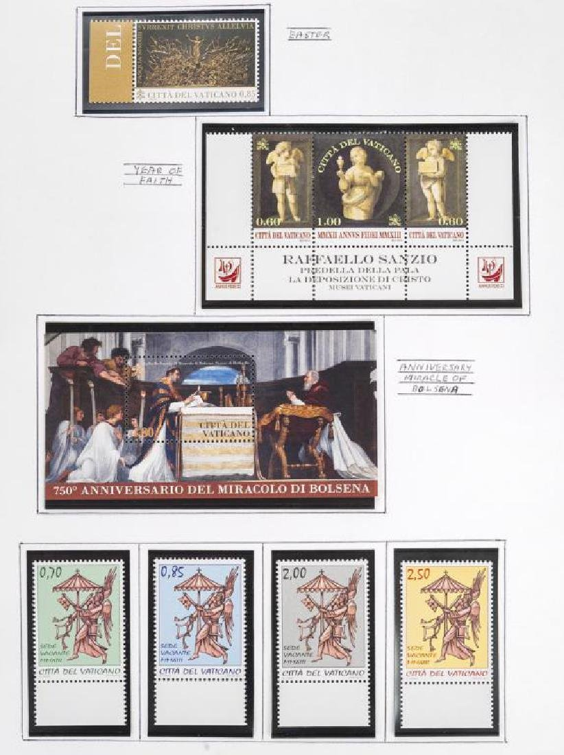 Large Collection of Vatican City Stamps - 4