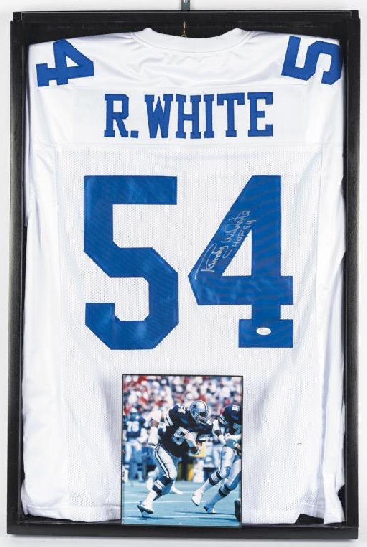 Autographed Randy White Football Jersey