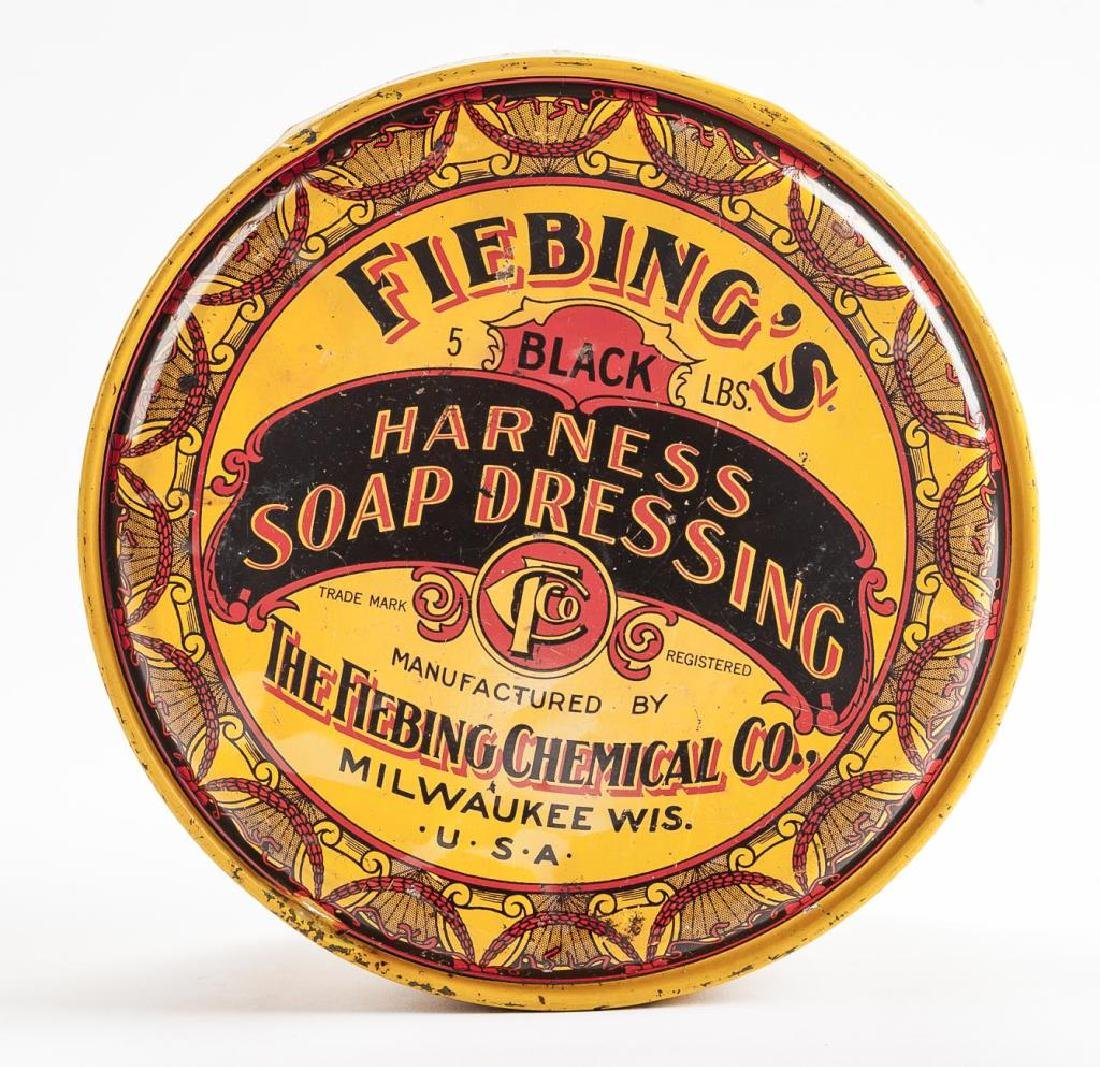 Fiebing's Harness Soap Dressing Tin
