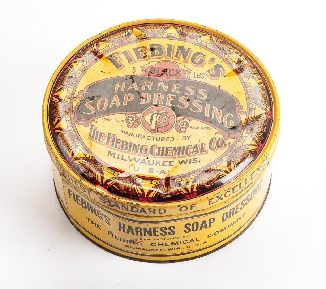 Fiebing's Harness Soap Dressing Tin - 2