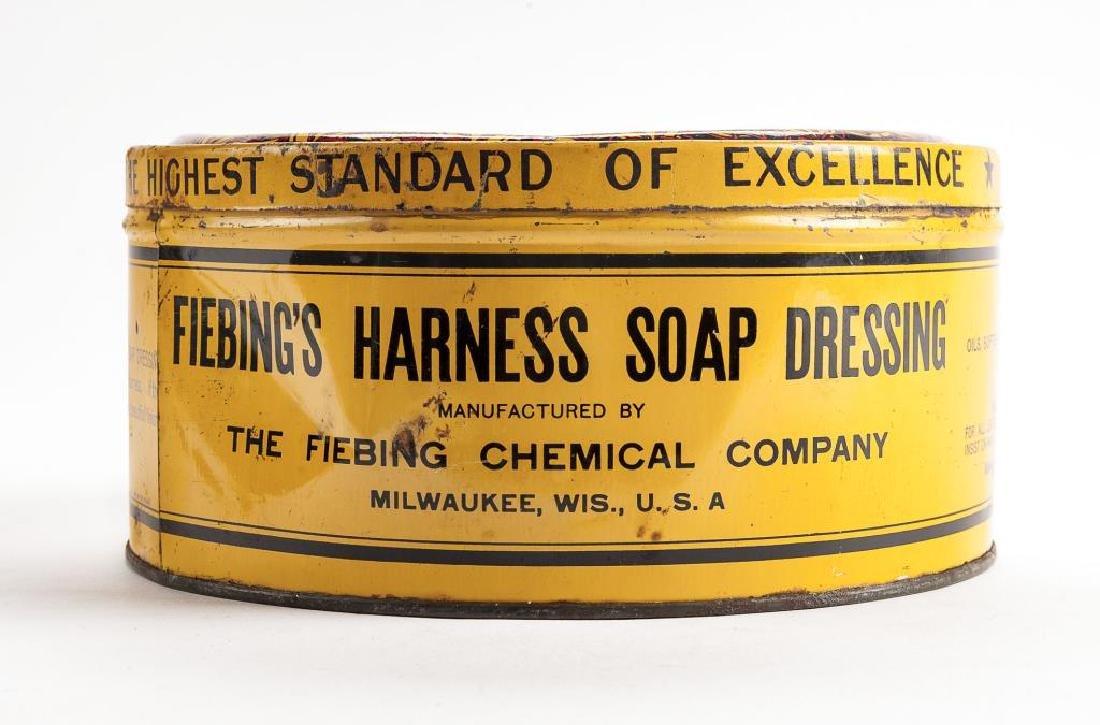 Fiebing's Harness Soap Dressing Tin - 3