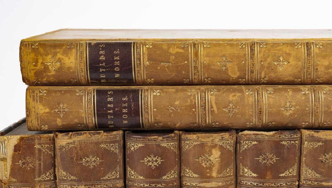 3 Sets of Books Incl Ruskin, Lowell & Butler - 5