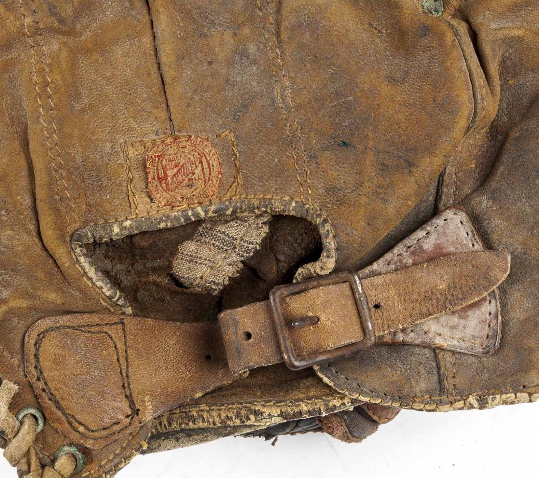 4 1920's 1st Baseman Gloves Incl Spalding - 6