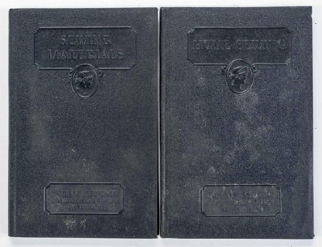 2 Early Book Sets incl Collier & Women's Institute - 2