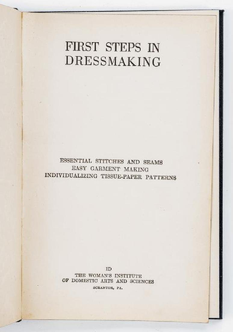 2 Early Book Sets incl Collier & Women's Institute - 5