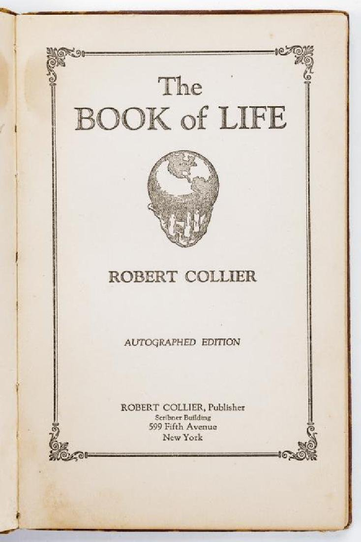 2 Early Book Sets incl Collier & Women's Institute - 7