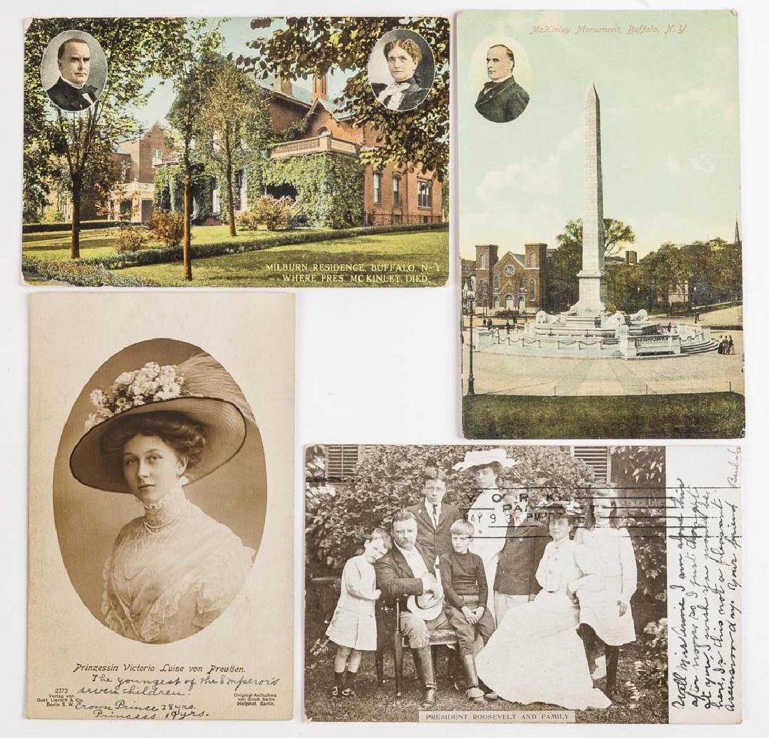 11 Notable Peoples Vintage Postcards - 4