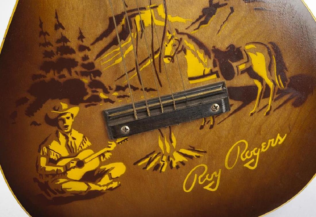 Roy Rogers Guitar in OB - 4