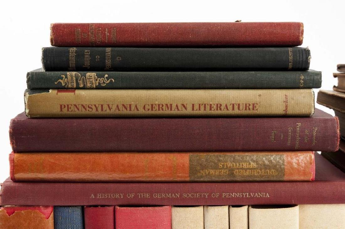 33 Books on Pennsylvania Germans/Dutch - 2