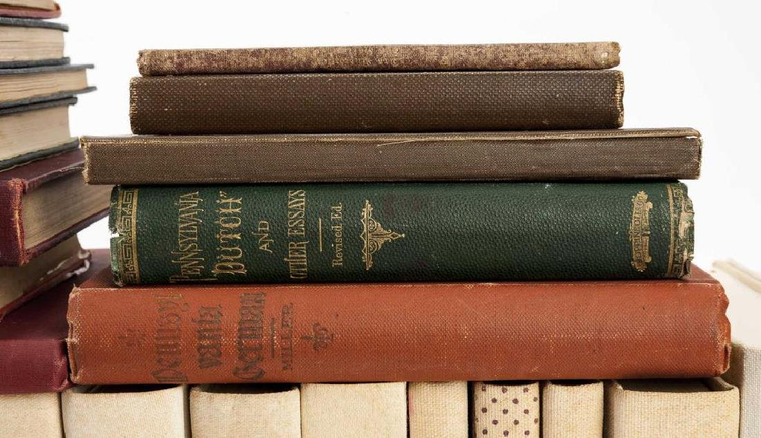 33 Books on Pennsylvania Germans/Dutch - 3