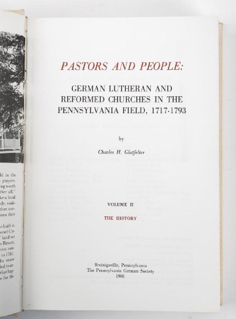 33 Books on Pennsylvania Germans/Dutch - 5