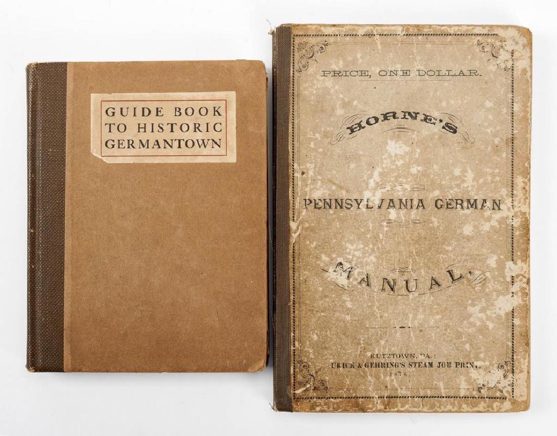 33 Books on Pennsylvania Germans/Dutch - 6