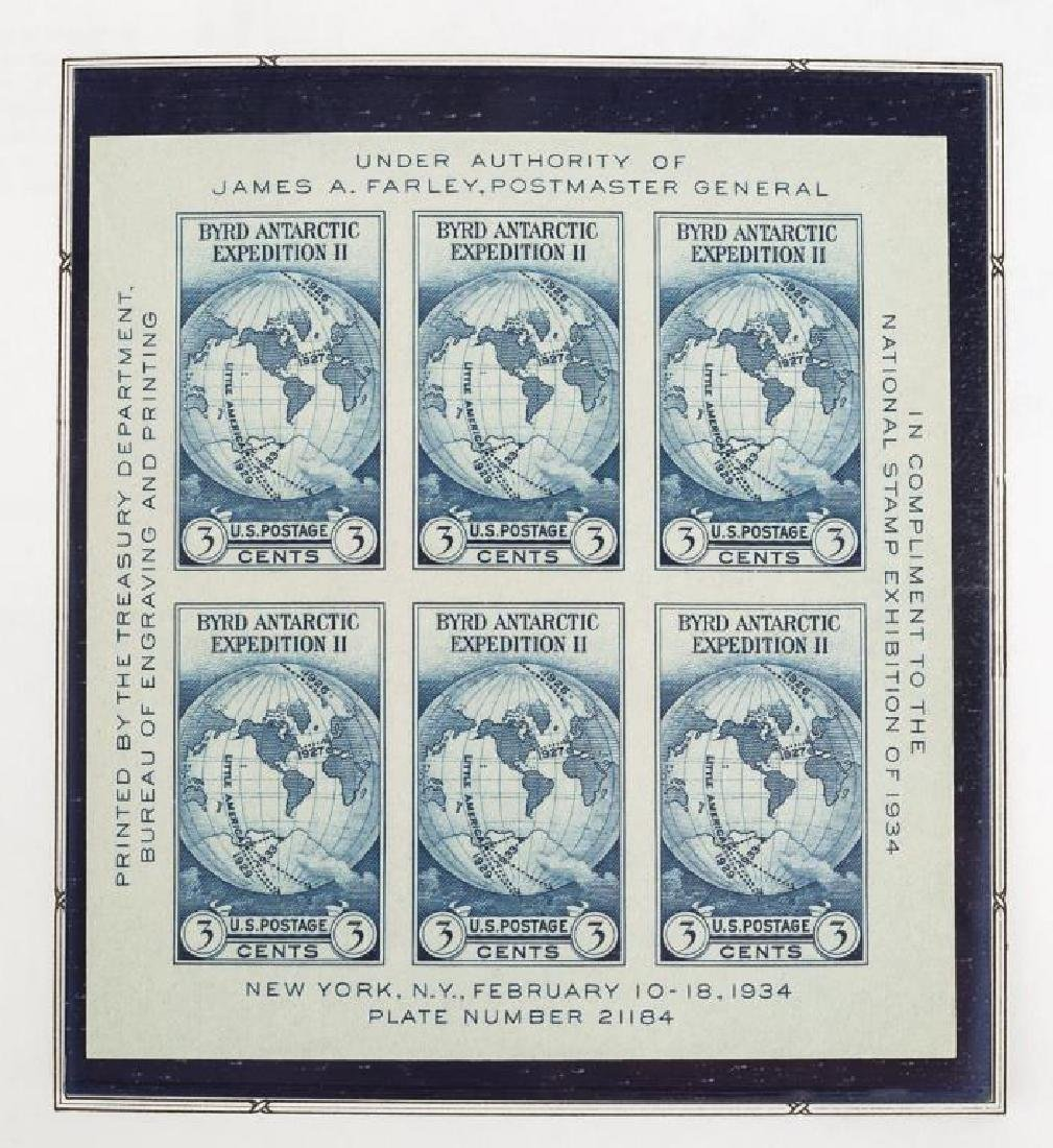 Large U.S. Mint Stamp Collection - 10