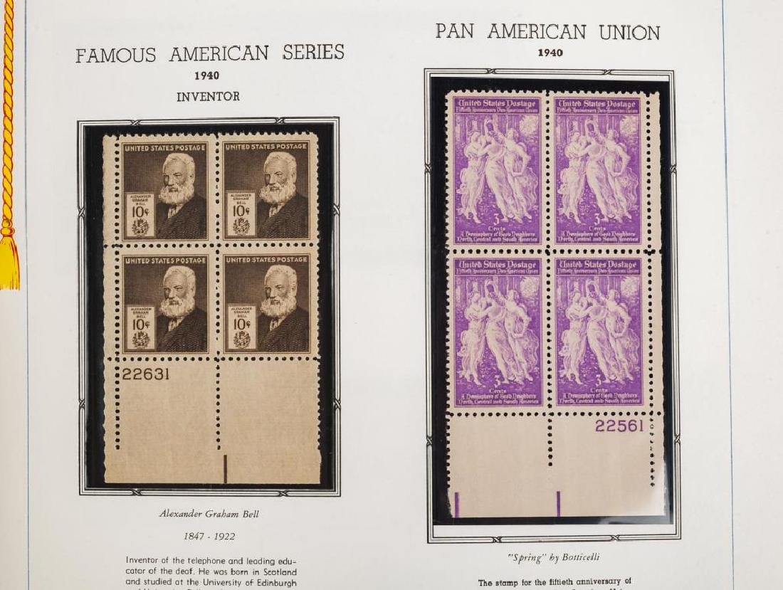 Large U.S. Mint Stamp Collection - 8