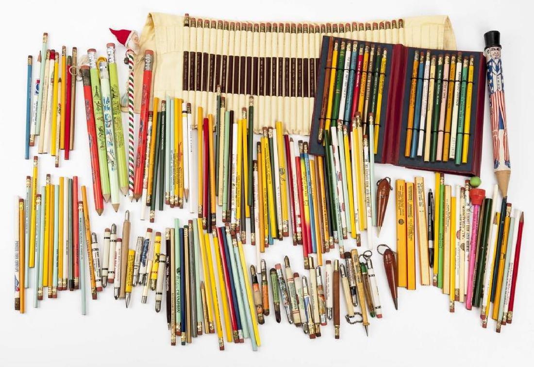 226 C. 1940s-1960s Advertising & Souvenir Pencils