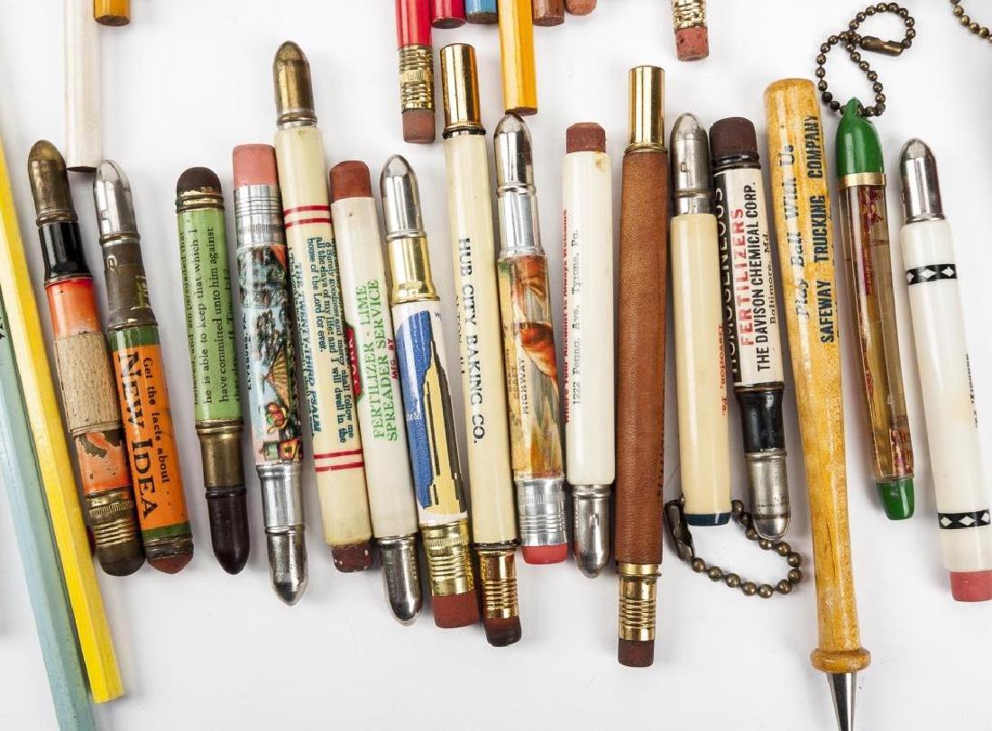 226 C. 1940s-1960s Advertising & Souvenir Pencils - 3