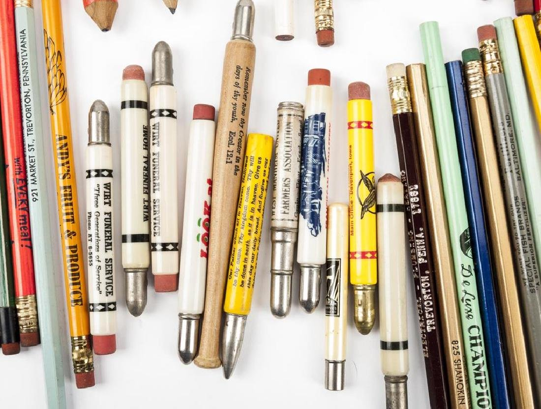 226 C. 1940s-1960s Advertising & Souvenir Pencils - 4