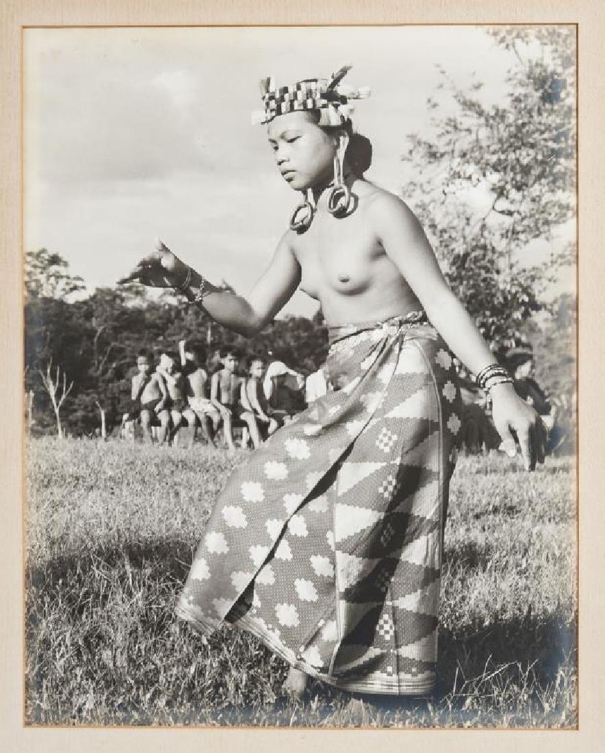 2 Black & White Native Women Photographs - 2