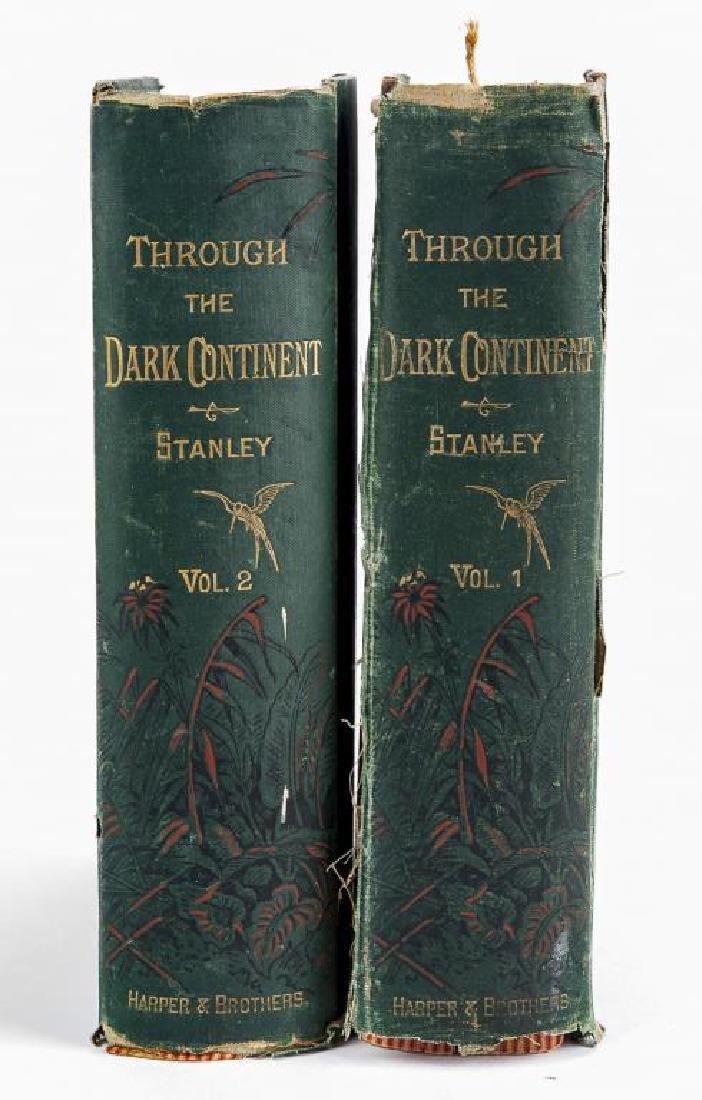 H.M. Stanley Through the Dark Continent