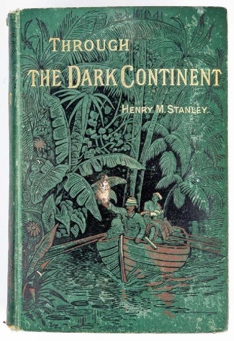 H.M. Stanley Through the Dark Continent - 2