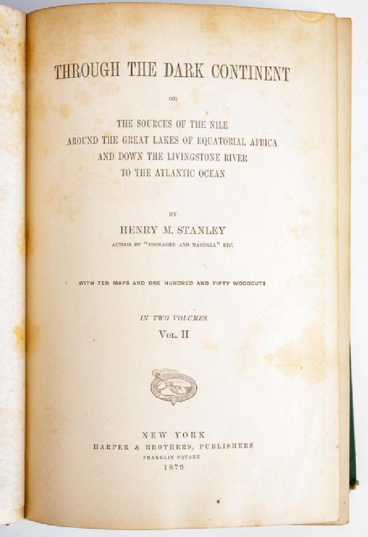 H.M. Stanley Through the Dark Continent - 4