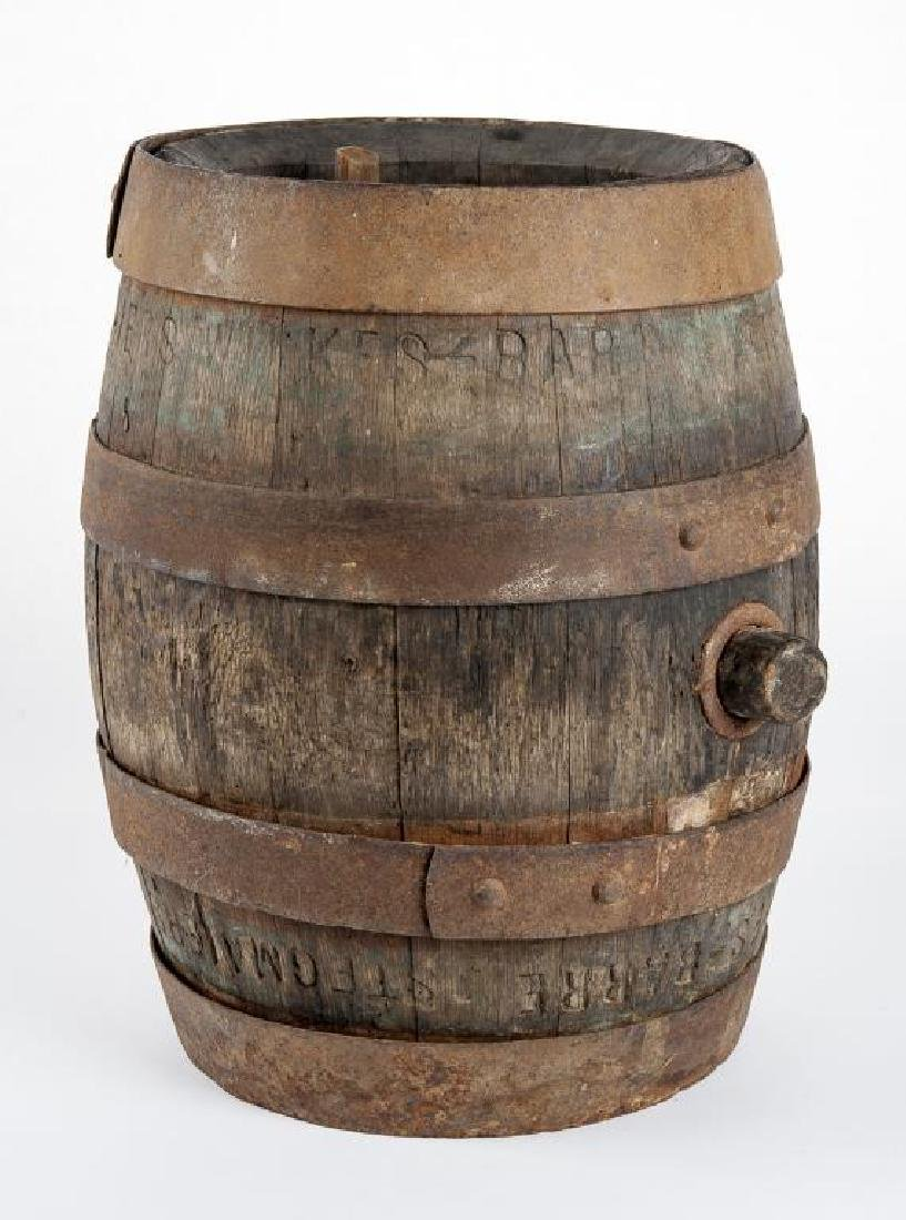 Stegmaier Beer Barrel