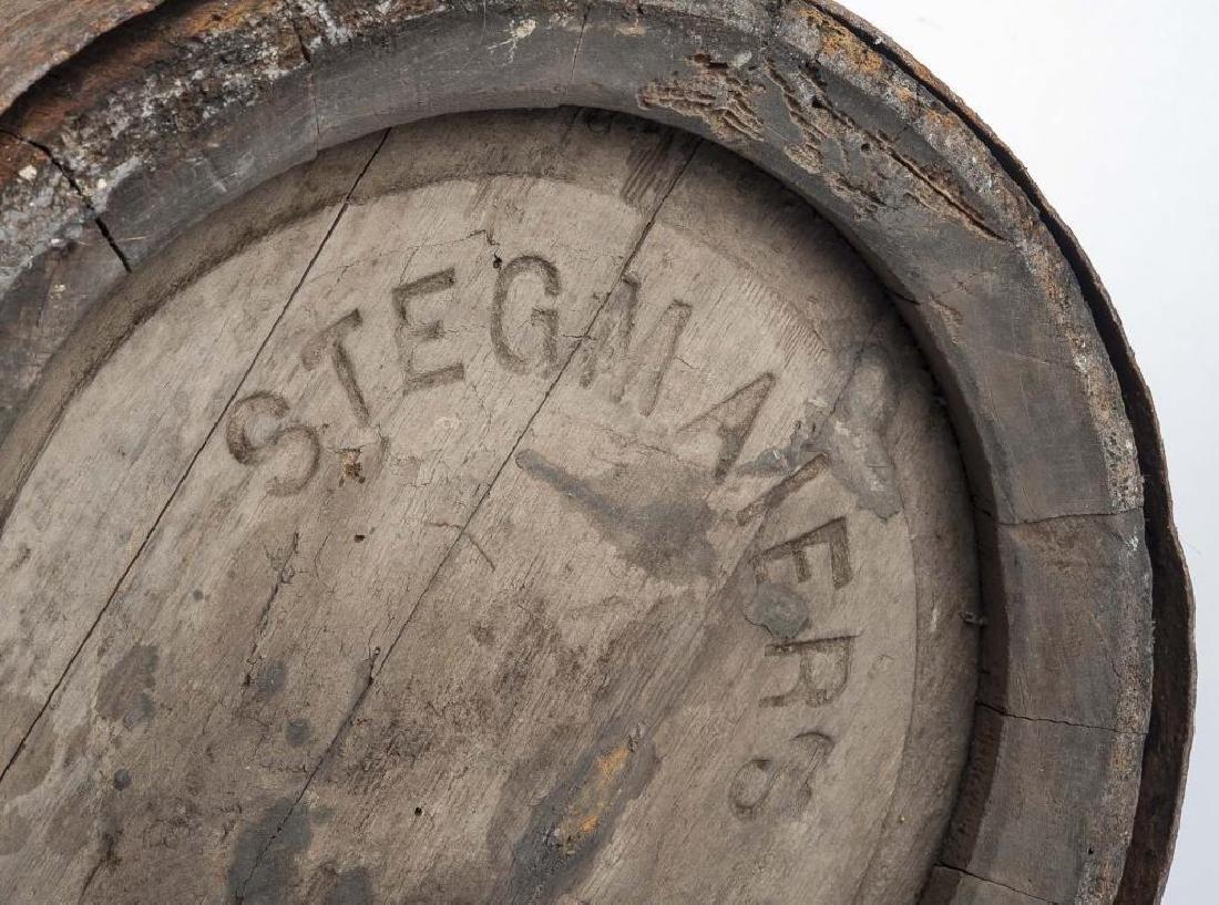 Stegmaier Beer Barrel - 6